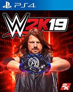 WWW 2K19 PS4 - Brand New & Sealed Play Station 4