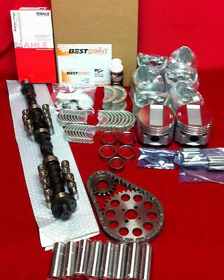 Cadillac 429 Master Engine Kit 1967 With Pistons Moly Rings Gaskets Bearings++