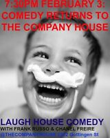 Laugh House: On Tour