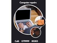 Computer repairs in Surrey and Hampshire