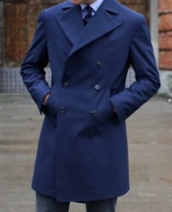 TAILOR-MADE OVERCOATS