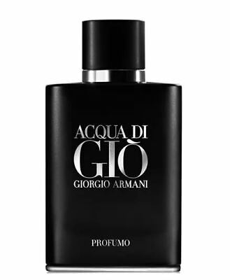 New*TESTER*Box - Acqua di Gio Profumo for Man 2.5 OZ Spray Giorgio Armani