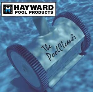 NEW* HAYWARD SUCTION POOL VACUUM 896584000-013 200396745 The Pool Cleaner Automatic 2WHEELER SWIMMING POOL GARDEN OUT...