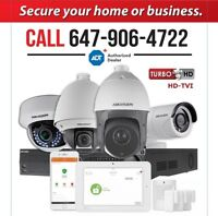 Secure your home or business with ADT Alarm Systems