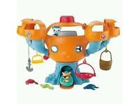 Octonauts Control Toy Set
