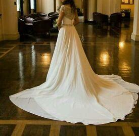 Wedding dress, Size 6