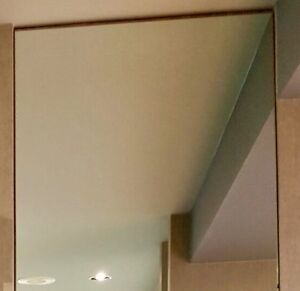 6.5ft x 6.5ft Mirror frameless for Gym / Spa or Home