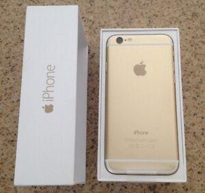 Iphone 6 128gb Gold  FIDO