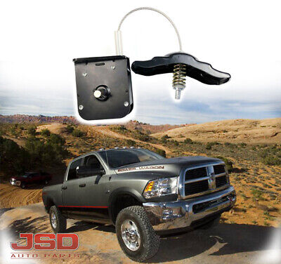 ▲New Spare Tire Hoist Carrier Winch For 2002-2012 Dodge Ram 2500 3500 924-538