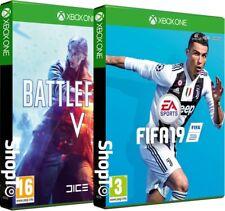 Fifa 19 + Battlefield V Xbox One