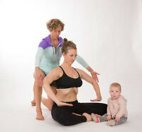 CORE TRAINING for MOMS!! Featured in the Globe and Mail News!