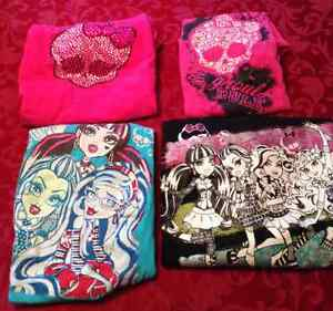 Monster High TSHIRTS West Island Greater Montréal image 1