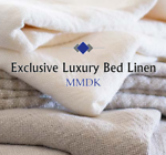 Exclusive Luxury Bed Linen MMDK