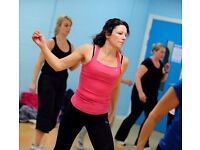 Zumba at Wallingford School Leisure Centre