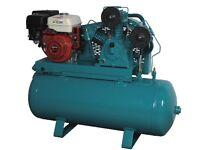 9hp Petrol compressor