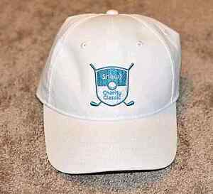 Shaw Charity Classic Golf / Baseball hat. One size fits all