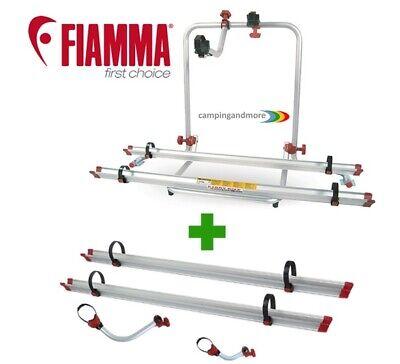 Fiamma Fahrradträger Carry Bike  Pro GARAGE Wohnmobil TOP für 4 Fahrräder ()