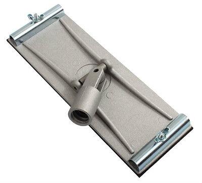 Swivel Pole Sander (ProDec Swivel Pole Sander Head Heavy Duty Cast Aluminium Walls & Floors (SPSH))
