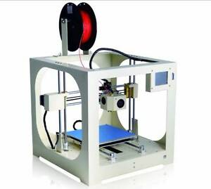 iPlus Full Metallic Frame 3D Printer Southport Gold Coast City Preview
