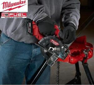 NEW MILWAUKEE CIRCULAR SAW KIT 2782-22 219426354 M18 FUEL 18 VOLT LITHIUM ION BRUSHLESS CORDLESS W/BATTERY AND CHARGER