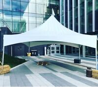 Now Booking Party Tents for 2020