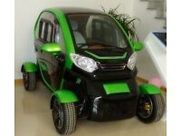 Electric Cars - Eco friendly low cost battery powered cars - Just £4999 from City Nippers