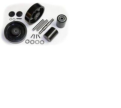 Uline Ul5500 Pallet Jack Complete Wheel Kit