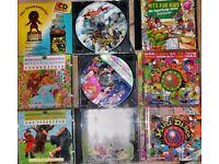 CD Sammlung 9 teilig Märchen - Geschichten - Lieder - Disco uva Duisburg - Duisburg-Süd Vorschau