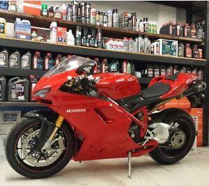Ducati Belt change by Licensed Ducati Mechanic From $100