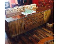 Vintage 1950's Sideboard
