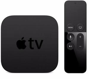 Apple TV 4TH Gen 32GB With Full Warranty. OpenBox Calgary