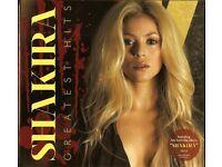 shakira greatest hits rare 2 cd new sealed