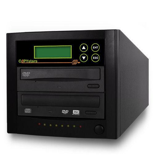 Copystars 22x SATA DVD/CD Duplicator