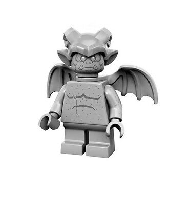 LEGO Minifigure Series 14 71010 HALLOWEEN MONSTERS - GARGOYLE ()