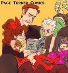 Page Turner Comics