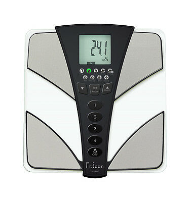 Tanita Bc 585 F Fitscan Full Body Composition Monitor