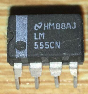 1 Pcs New Lm555cn Dip-8 Ic Chip