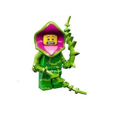 LEGO Minifigure Series 14 71010 HALLOWEEN MONSTERS - PLANT MONSTER GUY ()