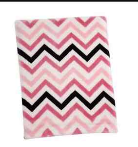 Looking for: Sadie and Scout Pink Chevron Blanket