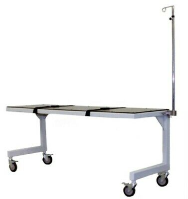 Fca-1000 Mobile X-ray C-arm Imaging Table With 1 Thick Radiolucent Table Pad