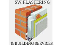 SW PLASTERING & BUILDING SERVICES