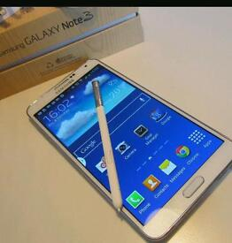 Samsung Galaxy note 3 for sale or swap