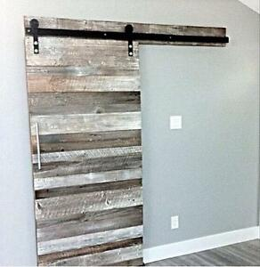 Modern Barn Doors and Custom Furniture