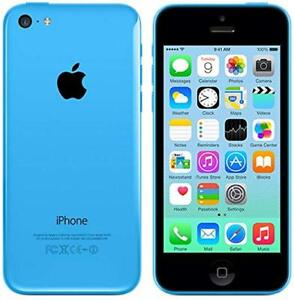 iPhone 5c - Blue