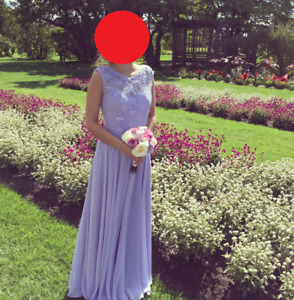 Bridesmaid dress size 2, worn only once