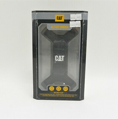 New OEM Caterpillar CAT Black Belt Clip For Cat B15Q Phone comprar usado  Enviando para Brazil