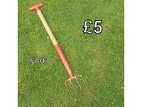 Gardening Tool - Fork