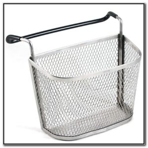 Umbra Lattice Stainless Steel Sink Caddy