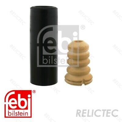 Rear Shock Absorber Bump Stop Dust Cover Kit BMW:E90,E92,E81,E88,E82,3,1 88 Kyb Boot Kit