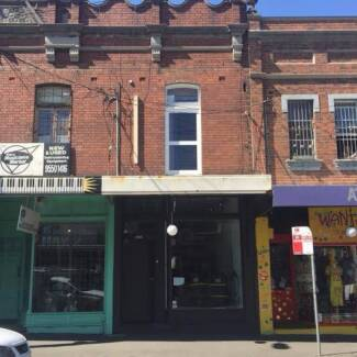 Newtown Kings Street Shop + Residence, Owner Occupied or Investor Enmore 2042 Marrickville Area Preview